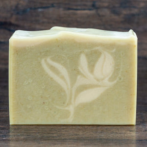 California Winter // Fir Needle + Rosemary + Spearmint, Avocado & French Green Clay Soap