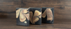 Ginger Lime Charcoal & Clay Soap