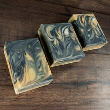 Rosemary Cedarwood Charcoal & Clay Soap - Large