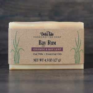 Bay Rum Oat Milk Soap