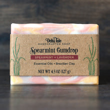 Load image into Gallery viewer, Spearmint Gumdrop Soap