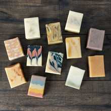 Variety 8 Pack: Assorted Half-Size, Mini Soap Bars
