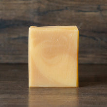 Load image into Gallery viewer, Bay Rum Oat Milk Half-Bar Soap