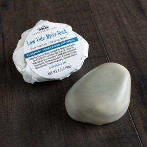 Low Tide River Rock Soap
