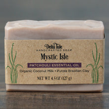 Patchouli Coconut Milk & Clay Soap // Mystic Isle