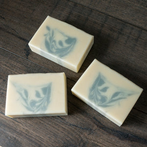 Low Tide // Rosemary Cedarwood Patchouli Coconut Water Soap