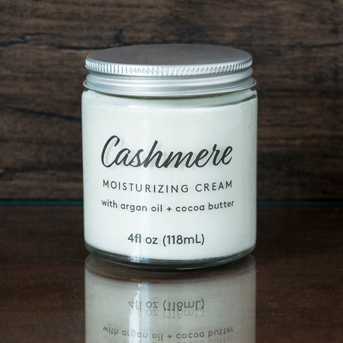 Cashmere Moisturizing Cream