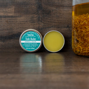 Tule Balm Eucalyptus Herbal Salve