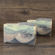 Half Dome // Pine & Tangerine Charcoal & Clay Soap