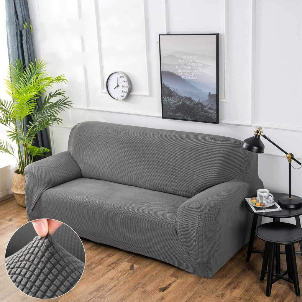 Sofa Slipover Top Quality NEW Winter 1/2/3/4 Seater Thickened Elastic Stretch Slipcovers sofa cover Couch Cover Case Cover Living Room