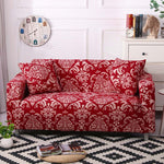 Elastic Sofa Cover 1/2/3/4 Seater Set Cotton Sofa L Shaped Slipcover Armchair Corner Loveseat Couch Cover Corner Chaise Longue Capa De Sofa