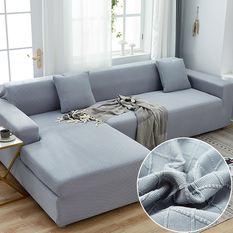 Magic Sofa Cover Elastic Couch Slipcover Settee Covers Furniture Protector Case Sofa Cover Elastic 1/2/3/4 Seater Corner L Shaped Slipcover