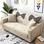 Luxury Couch Covers Universal Sofa Cushion Elastic Cover 1/2/3/4 Seater Furniture Protective Armchair For Home Sofa Cover High Quality Silpcover - HomeSofaCover