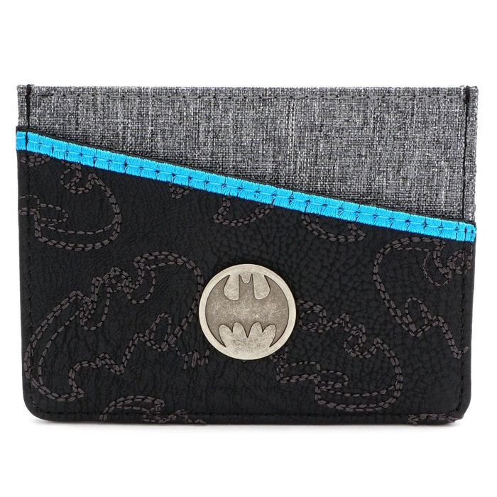 DC Comics Batman Embroidered Batwing Tech Wallet