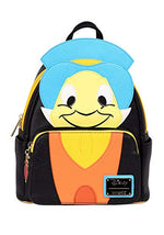 Disney Pinocchio Jiminy Cricket Faux Leather Mini Backpack