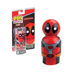Marvel Deadpool Masked Wooden Pin Mate Figure #S03