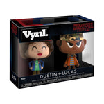 Funko VYNL: Stranger Things-Lucas & Dustin
