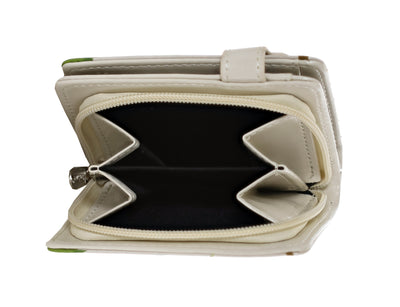 Shagwear Park Bench Small Women's Wallet Beige