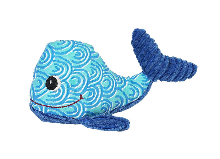 Maison Chic Wally The Whale Rattle 6