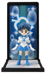 Sailor Mercury Tamashii Buddies Figure Bundle: Button, Playing Cards, Postcard
