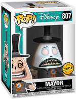 POP Disney: NBC- Mayor with Megaphone Chase Edition