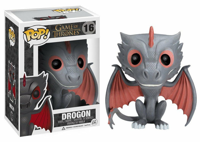Funko POP TV: Game of Thrones - Drogon Vinyl Figure #16
