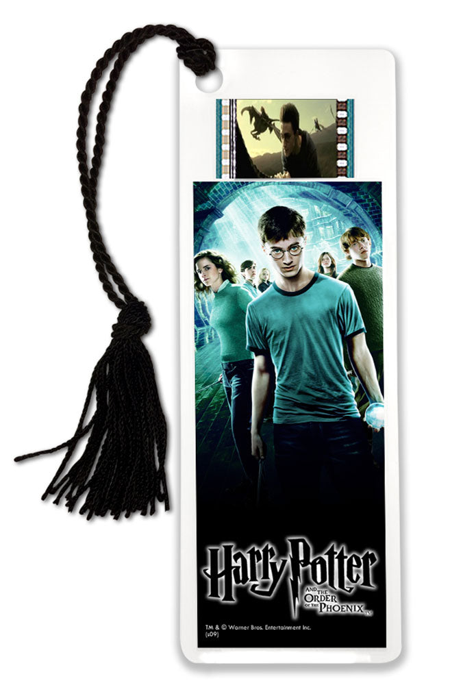 Harry Potter and the Order of the Phoenix FilmCells Bookmark
