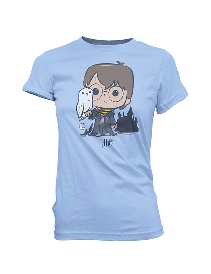 Funko Super Cute Tees: Harry Potter with Hedwig