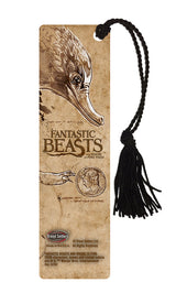 Fantastic Beasts And Where to Find Them Niffler Notes Bookmark