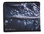 Shagwear Alligator Men's Faux Leather Bifold Wallet