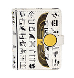 Shagwear Egyptian Small Zipper Women's Wallet