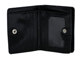 Shagwear Create Your Dreams Short Snap Women's Wallet, Black