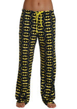 Batman Glow in the Dark Lonsdale Unisex Lounge Pants