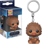 POP Keychain: Fantastic Beasts 2-Baby Niffler Brown