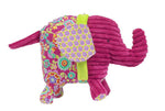 Maison Chic Ellie The Elephant Stuffed Plush, 11""
