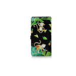 Shagwear Jungle Monkey Large Zipper Women's Wallet
