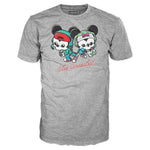 POP Tees: Disney-Gamer Mickey Minnie Gaming Shirt, XS