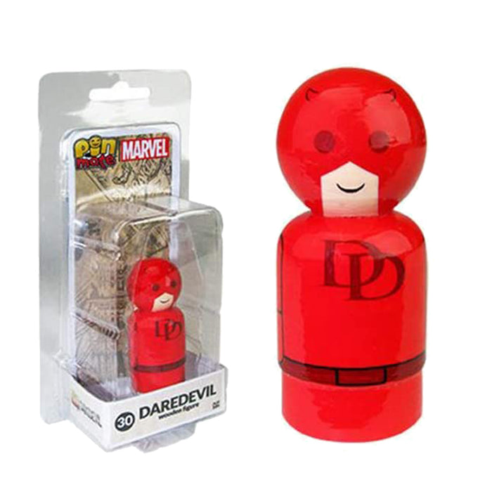 Marvel Daredevil Wooden Pin Mate Figure #30