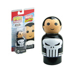 Marvel Punisher Wooden Pin Mate Figure #S05