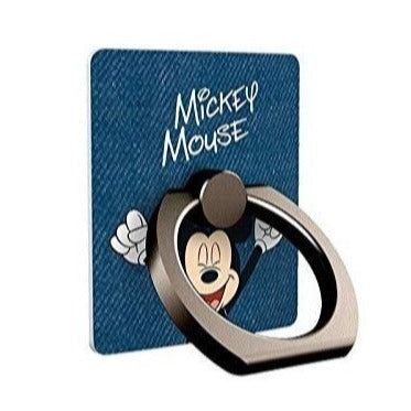 iRing - Disney Mickey Facetime Square Ring -  Black
