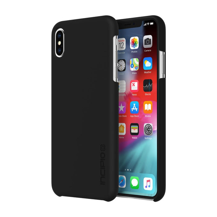 Incipio - iPhone XS MAX Feather Case - Black