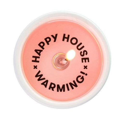 54 Celsius Candle Message, Happy House Warming!