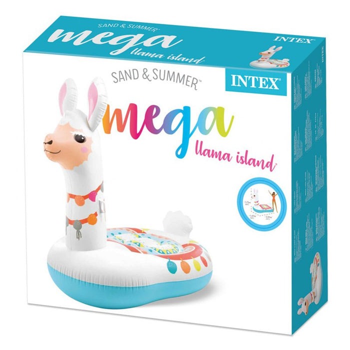 INTEX  - Mega Float Llama Island
