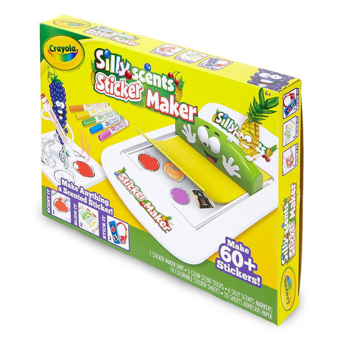 Crayola   - Scented Sticker Maker