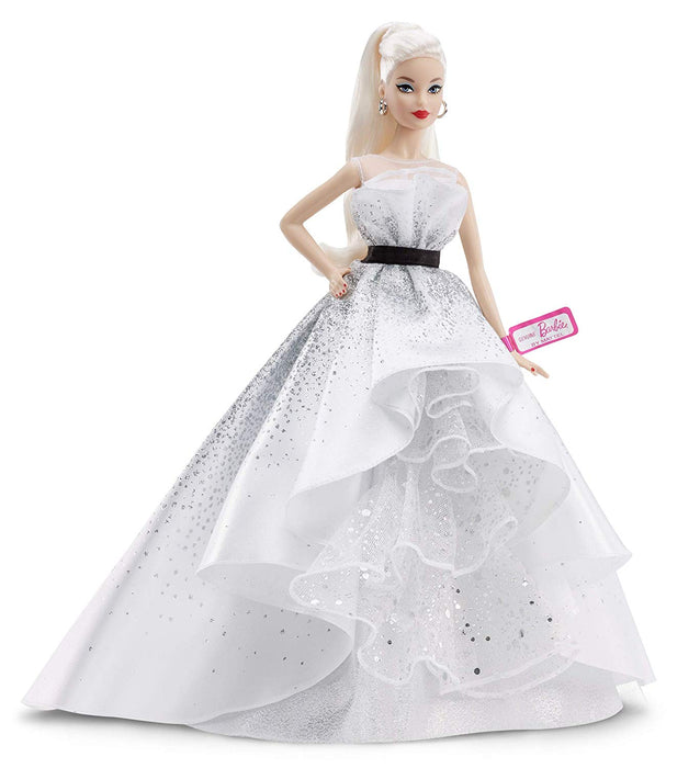 Mattel   - Barbie 60th Anniversary Doll