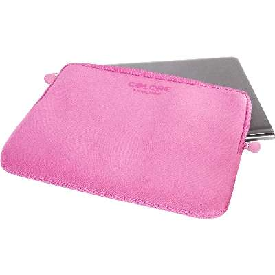"Tucano - Colore Second Skin Sleeve NoteBook for 13"" & 14"" - Pink"