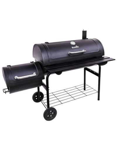 Charbroil   - 40in Offset Smoker Deluxe
