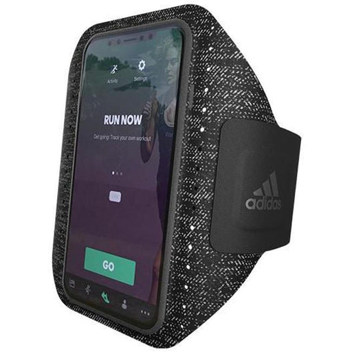 Adidas, iPhone X&XS sport Armband, Black