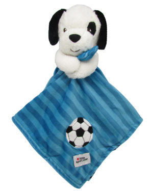 Kids Preferred  - Little Sport Star Blanky Soothing Towel - Soccer
