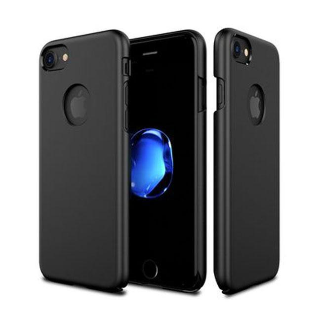 Patchworks - iPhone 8/7 Pureskin Case - Matte Black
